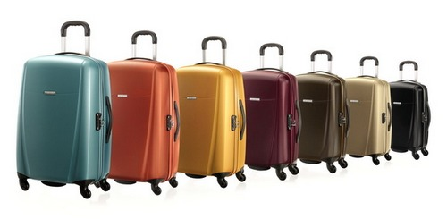 Samsonite Bright Lite Diamond Collection