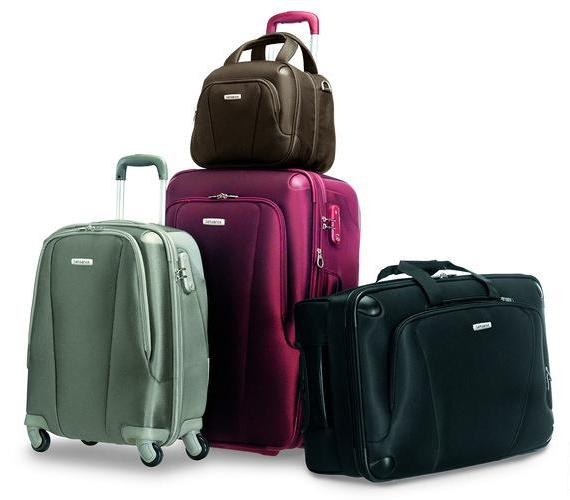 Samsonite X'ion 3 collection
