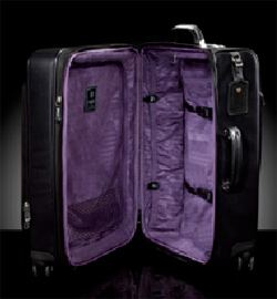 Luxo Samsonite Black Label